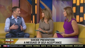 Suicide prevention: A message of self-acceptance