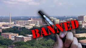 Texas A&M institutes system-wide ban on vaping