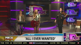 FOX ROX: The Rua performs 'Hey You', Gasoline', 'All I Ever Wanted'