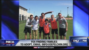Finding Families - two brothers in need of a forever home