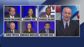 The Houston mayoral race candidates verbal warfare, the WYP panel shares their point of view
