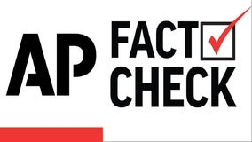 AP FACT CHECK: Trump's distortions on Ukraine, whistleblower