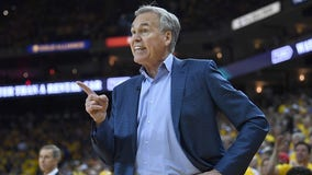 Mike D'Antoni hopes to be with the Rockets beyond next season, proud of his team