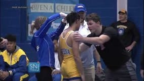NJ referee who told wrestler to cut dreads suspended for 2 years