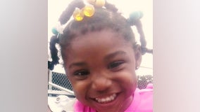 Search for abducted 3-year-old Alabama girl enters day 5