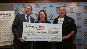 'Life changing': Michigan man with 7 children, 21 grandchildren wins $80M Powerball jackpot