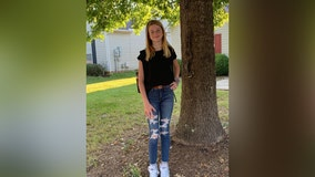 7th grader photobombed by snake in back-to-school picture