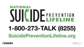Suicide prevention: Click here for information on how to get help