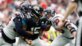 Houston Texans beat Jacksonville Jaguars 13-12
