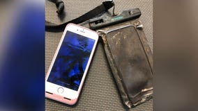 Woman gets working iPhone back 15 months after losing it at the bottom of a river