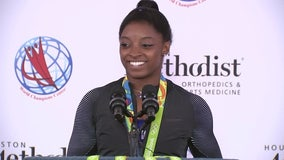 Simone Biles on Olympics postponement, injuries, and helping those affected by COVID-19