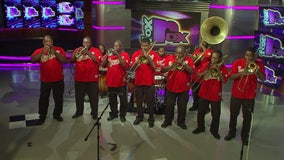 FOX Rox with Bayou City Brass Band