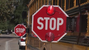 Texas traffic rules to remember when driving near school buses, school zones
