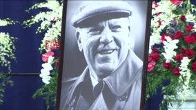 Bob McNair remembered at NRG Stadium service