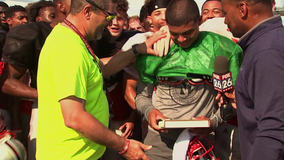 Greater Houston Honda Dealers Player of the Week - Eric Rodriguez