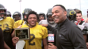 Greater Houston Honda Dealers Player of the Week - Kendal Taylor