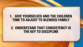 Ask Mary Jo: Disciplining blended family & communicating better with spouse