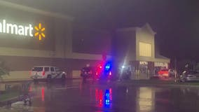 Deputies search for suspect who fired shot into the air in Walmart in Montgomery County