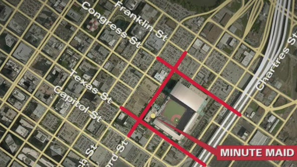 Check your route: List of street closures, parking updates for 2019 World Series