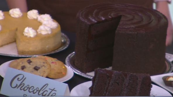 Satisfy your sweet tooth on National Dessert Day