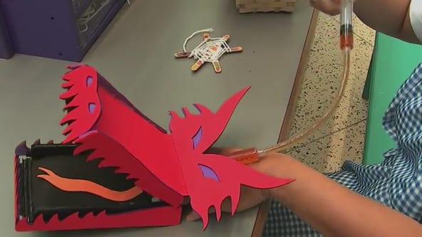 Sensory friendly Halloween fun at the Children's Museum of Houston