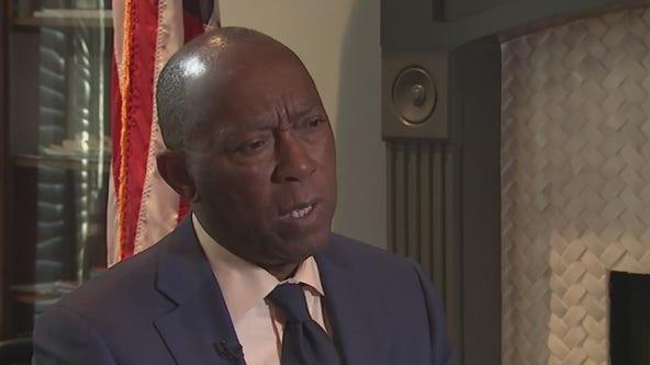 Mayor bashes challenger Buzbee over ties to anti-gay activist