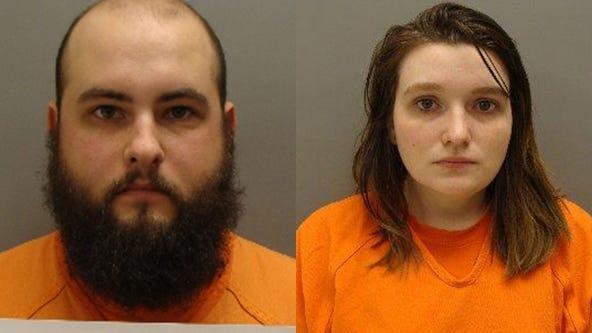 Nebraska couple gets probation in death of 'severely malnourished' baby