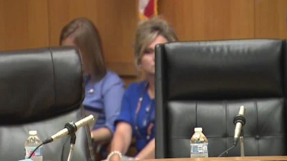 2 Harris County Commissioners no show for a vote and delay countywide tax hike