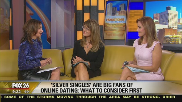 'Silver Singles' are big fans of online dating
