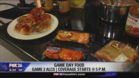 ALCS watch party foods