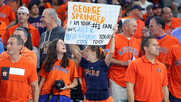 Root for the 'Stros! Attend World Series Watch Parties free of charge