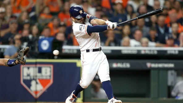 Houston Astros advance to World Series after Game 6 win