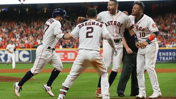 Game Time Tunes: List of Houston Astros' walk-up songs