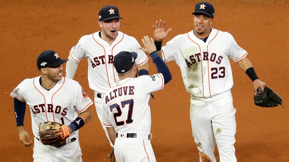 Take it Back! Astros to host World Series Games 1, 2 vs. Washington Nationals starting Tuesday