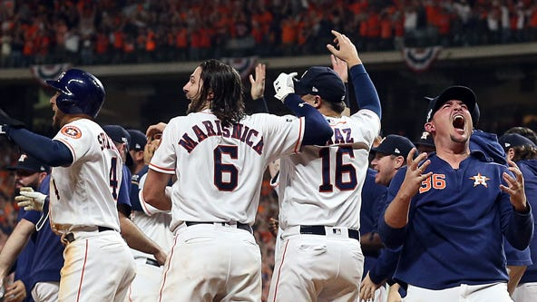 ONLY ON FOX: Long wait over Astros take on Nationals in Game 1 of World Series