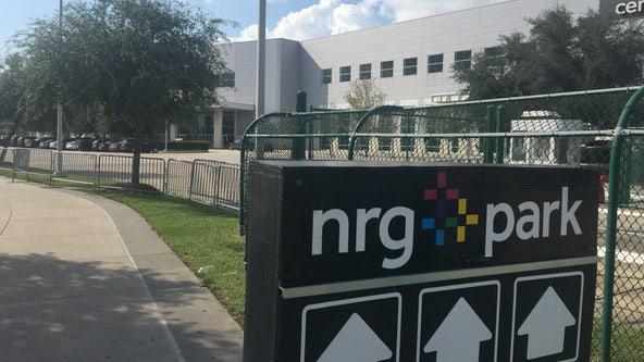 'Last resort' medical shelter being built at NRG complex