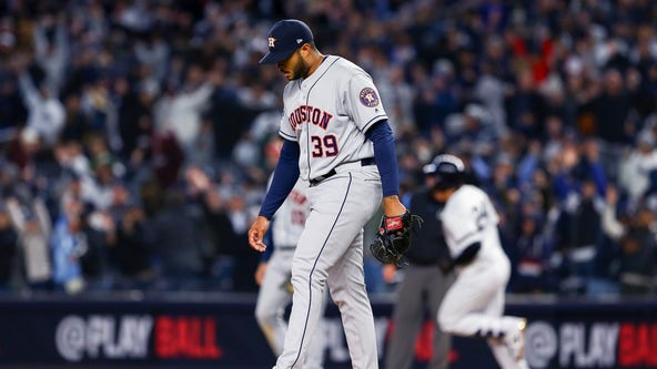 Yankees come back from the brink in Game 5, keep Astros from ALCS win