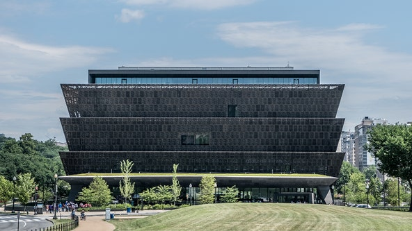 White student allegedly spits on black visitor at African American history museum during class trip