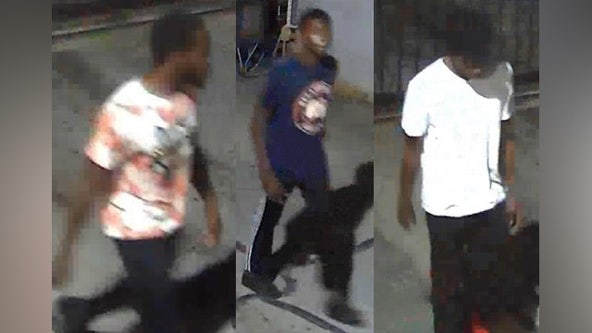 3 suspects wanted in shooting of Houston teen