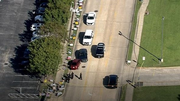 Employee charged for hitting Alief student with car, crashing into another vehicle: HPD