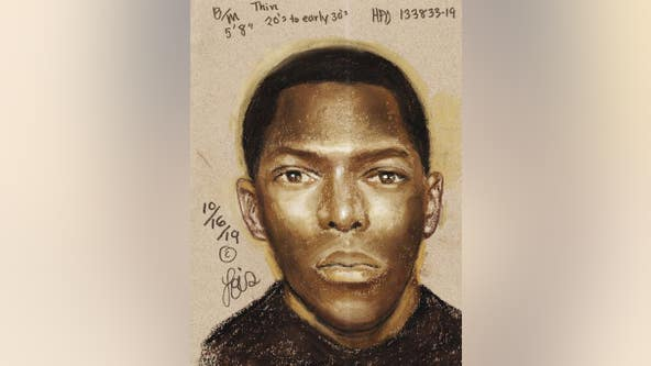 Sketch released of suspect accused of deadly shooting