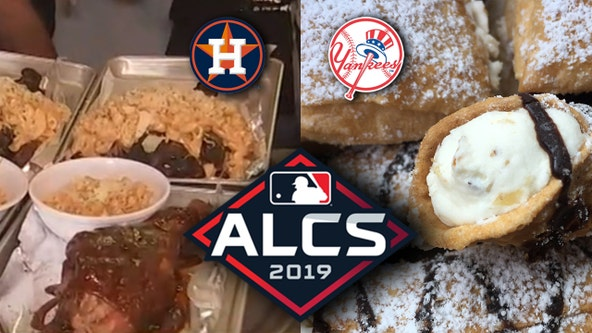 Mayor Turner and mayor of New York City bet on ALCS series with tasty local favorites