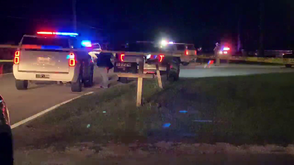 Failed traffic stop leads to officer involved shooting in Galveston