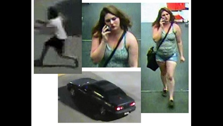 e76f5bbb-Crime stoppers search for male and female robbery suspects