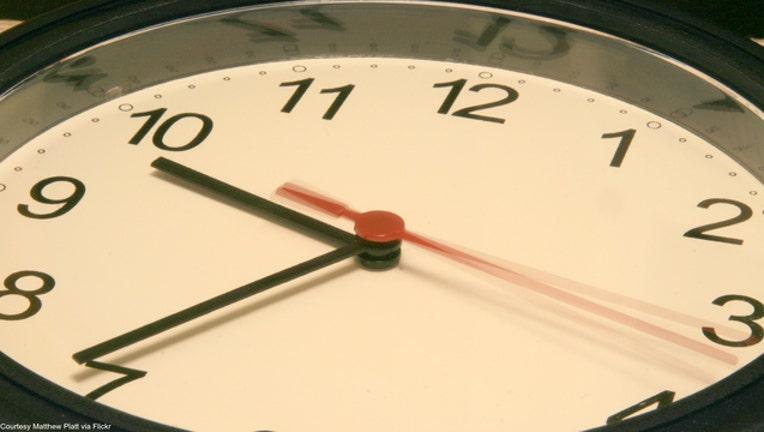 Clock image courtesy Flickr contributor Matthew Platt-404023