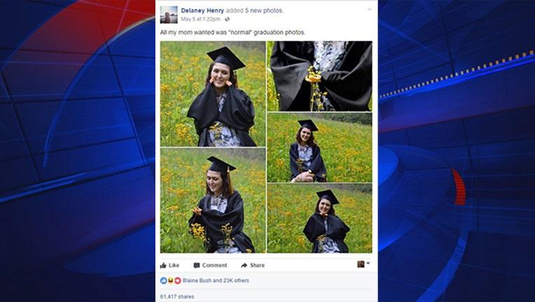 College student's 'baby hands' graduation photos go viral2_1494283002124-403440.jpg
