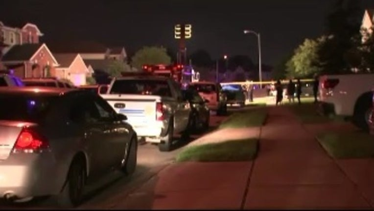 3eab04a1-1 dead, 1 injured following shooting in northwest Harris County