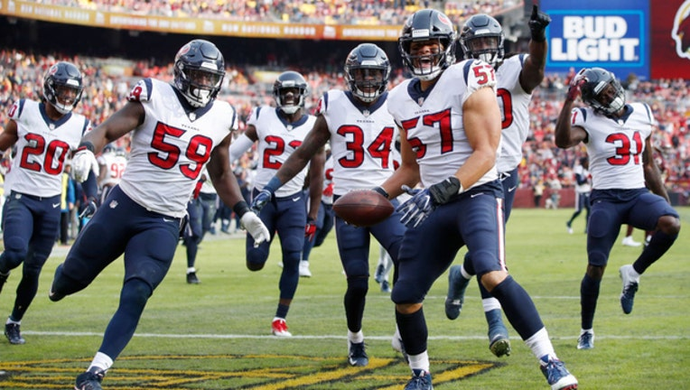 Houston Texans To Play Jacksonville Jaguars In London In