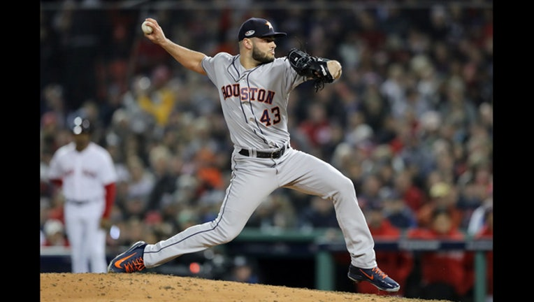 GETTY Images - Lance McCullers Jr.