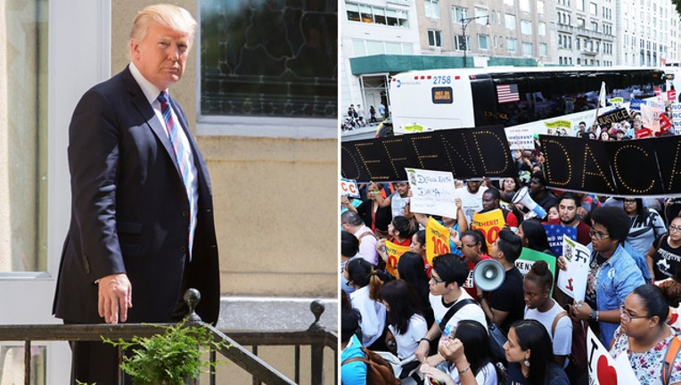 Trump ending DACA (GETTY IMAGES)-401720